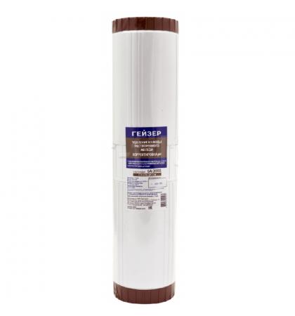 Гейзер WsFe умягчение воды с Экотаром 20BB (30638)