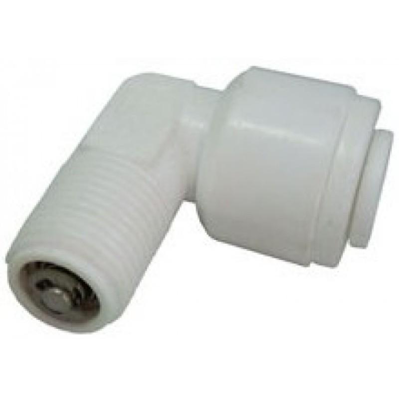 Угол JG-обратный клапан