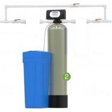 Установка для обезжелезивания и умягчения воды WS1252/F63P3-A (Экотар В) с автоматической промывкой по расходу