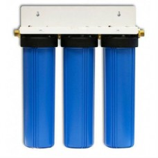 Корпус фильтра предварительной очистки Гейзер 3И10ВВ (без картриджей)