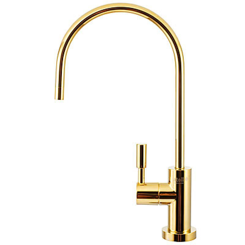 Кран для чистой воды Atoll A-8883-BG (золото)