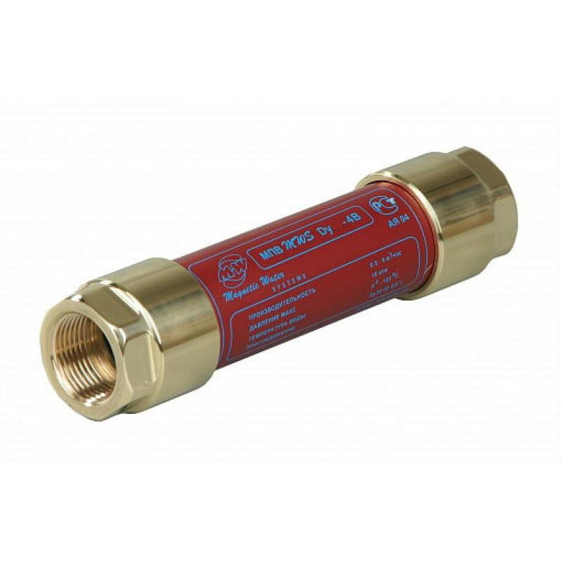 Магнитный преобразователь воды МПВ MWS Dy 25