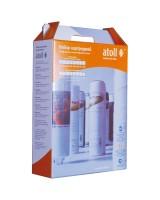 Атолл №204 комплект картриджей (A-550 box STD)