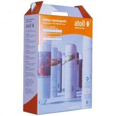 Атолл №202 STD комплект картриджей (для A-575, A-550, A-560)